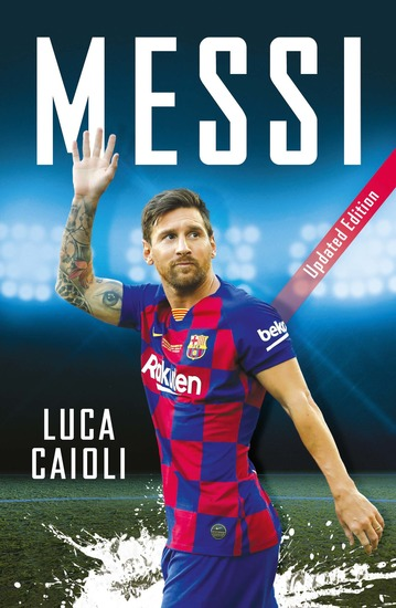 Messi - 2020 Updated Edition - cover
