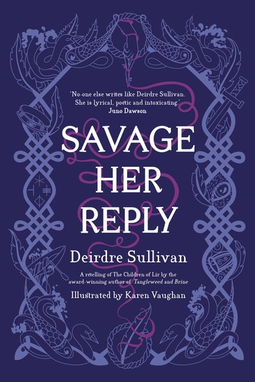 Savage Her Reply - cover