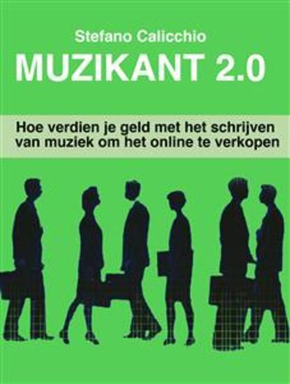 Muzikant 20 - Hoe verdien je geld met het schrijven van muziek om het online te verkopen - cover