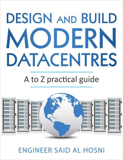 Design and Build Modern Datacentres A to Z practical guide - cover