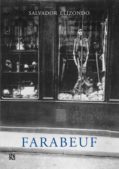Farabeuf - cover