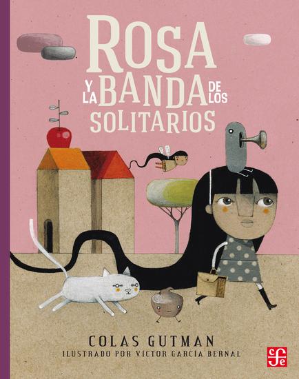 Rosa y la banda de Los Solitarios - cover