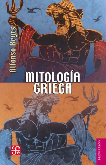 Mitología griega - cover