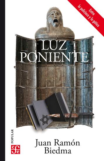 Luz poniente - cover