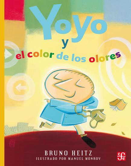 Yoyo y el color de los olores - cover