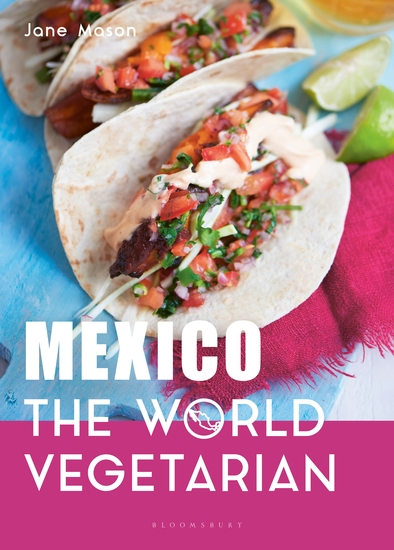 Mexico: The World Vegetarian - cover