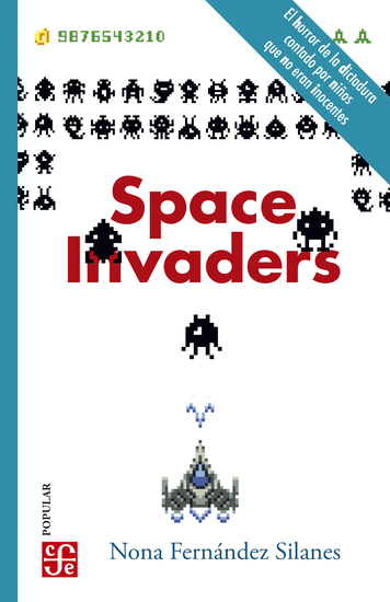 Space Invaders - cover
