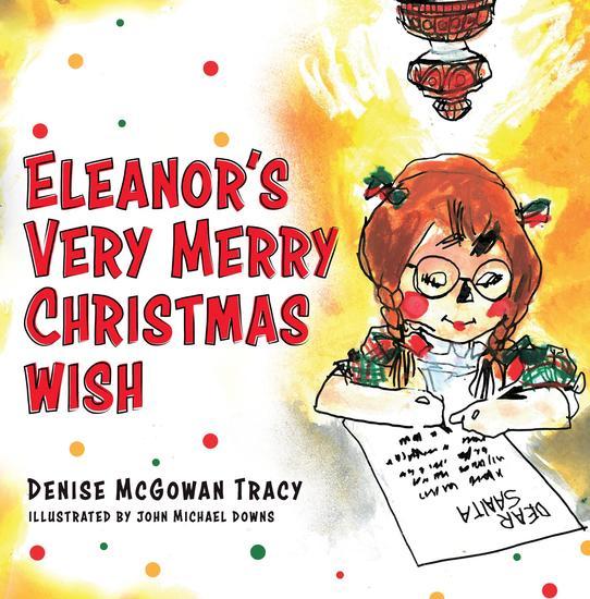 Eleanor's Very Merry Christmas Wish - cover