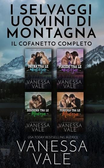 I Selvaggi Uomini di Montagna - Il Cofanetto Completo - cover