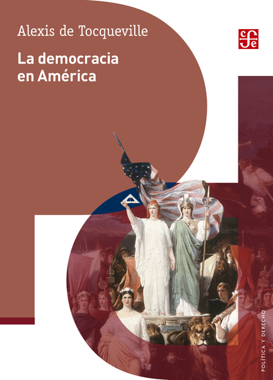 La democracia en América - cover