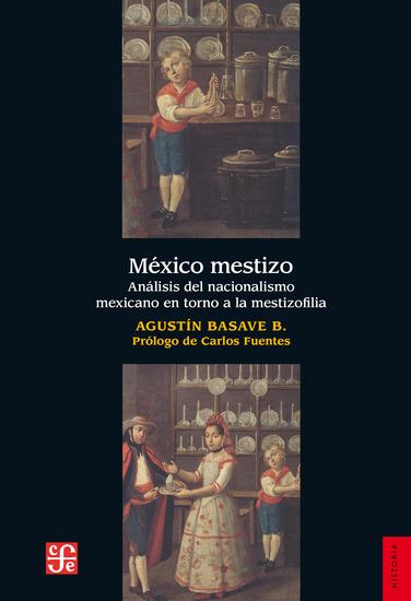 México mestizo - cover
