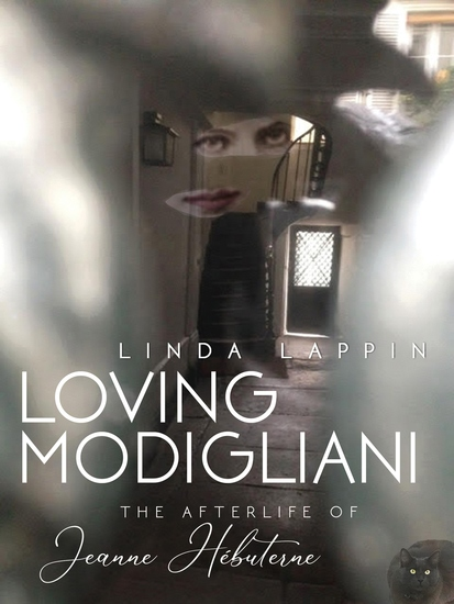 Loving Modigliani - The Afterlife of Jeanne Hébuterne - cover