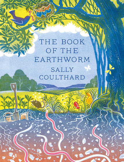 The Book of the Earthworm - cover