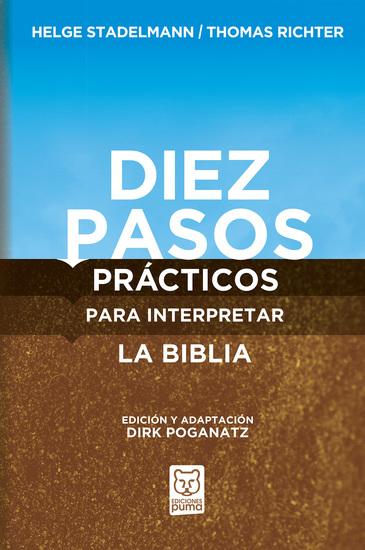Diez pasos prácticos para interpretar la Biblia - cover