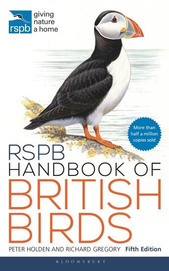 RSPB Handbook of British Birds - Fifth edition - cover