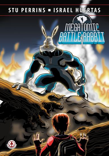 Megatomic Battle Rabbit - cover