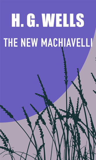 The new machiavelli - cover