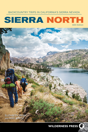 Sierra North - Backcountry Trips in California's Sierra Nevada - cover