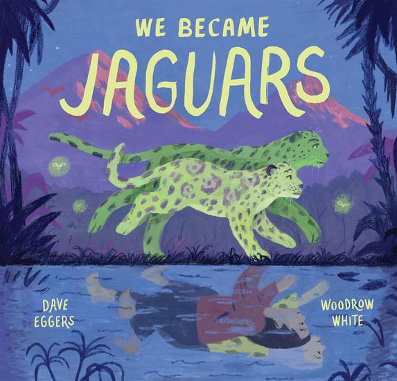 We Became Jaguars - cover