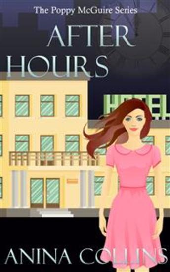 After Hours - Poppy McGuire Mysteries #2 - cover