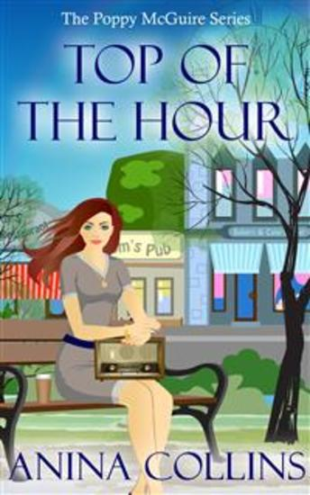 Top of the Hour - Poppy McGuire Mysteries #3 - cover