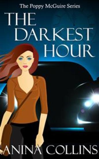 The Darkest Hour - Poppy McGuire Mysteries #4 - cover