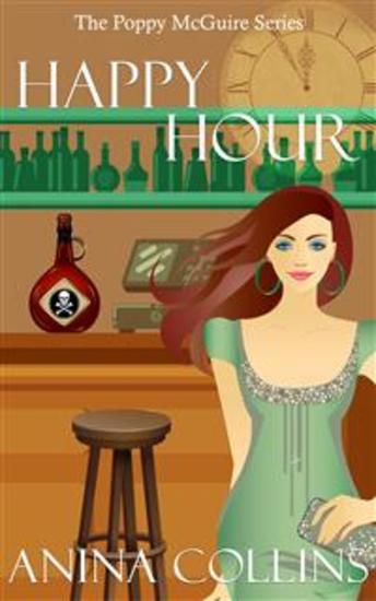 Happy Hour - Poppy McGuire Mysteries #5 - cover