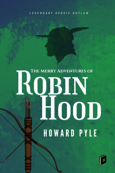 The Merry Adventures of Robin Hood - cover