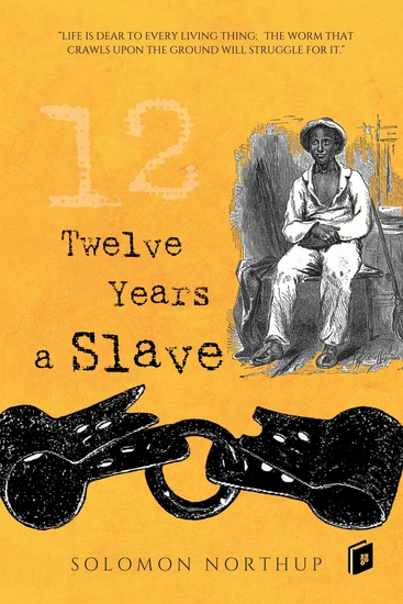 Twelve Years a Slave - cover
