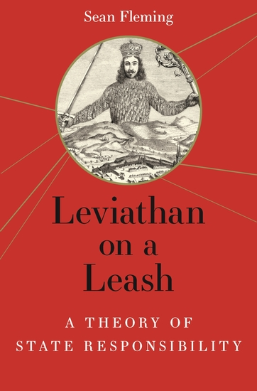 Leviathan on a Leash - A Theory of State Responsibility - cover