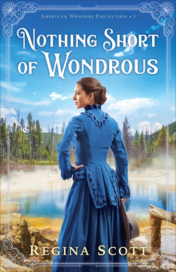 Nothing Short of Wondrous (American Wonders Collection Book #2) - cover
