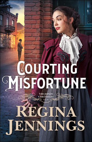 Courting Misfortune (The Joplin Chronicles Book #1) - cover