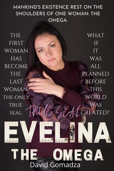 Evelina The Omega - cover