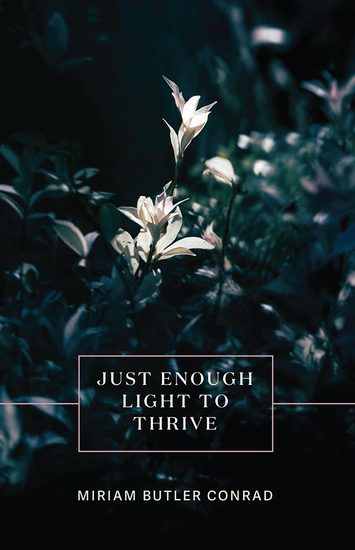 Just Enough Light to Thrive - cover