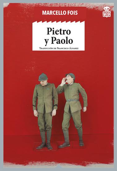 Pietro y Paolo - cover