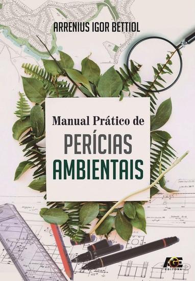 Manual prático de perícias ambientais - cover