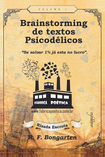 Brainstorming de textos psicodélicos - cover