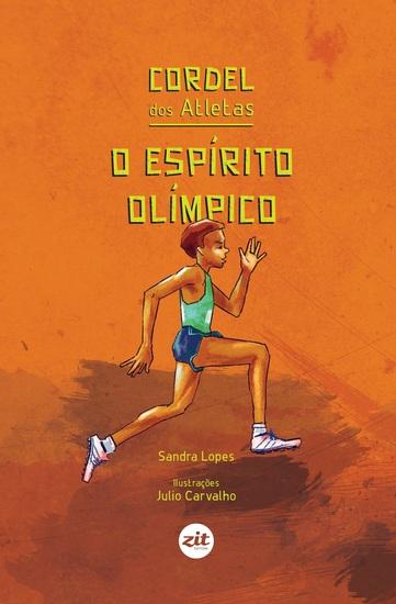 Cordel dos atletas - O espírito olímpico - cover