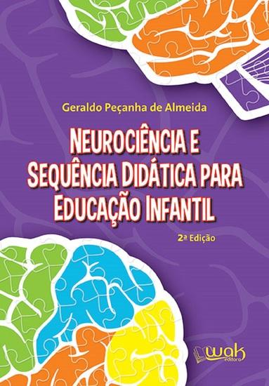 Neurociência e sequência didática para Educação Infantil - cover