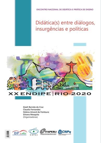 Didática(s) entre diálogos insurgências e políticas - cover