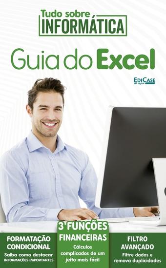 Tudo Sobre Informática Ed 06 - Guia do Excel - cover