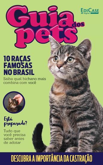 Guia Dos Pets Ed 04 - 10 Raças Famosas no Brasil - cover