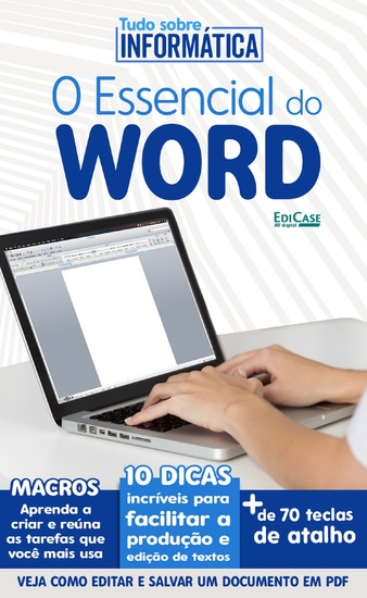Tudo Sobre Informática Ed 09 - O Essencial do Word - cover
