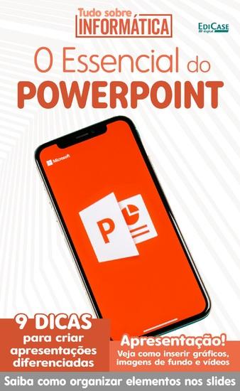 Tudo Sobre Informática Ed 11 - O Essencial do PowerPoint - cover