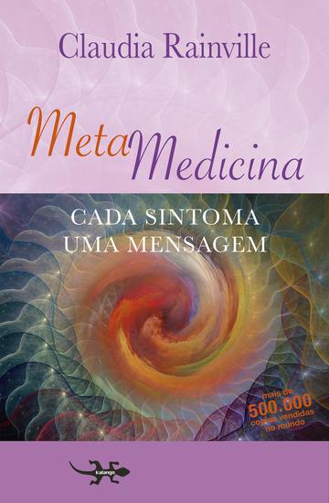 Metamedicina - Cada sintoma uma mensagem - cover