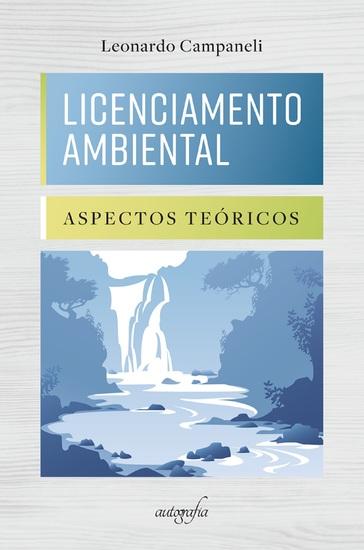 Licenciamento ambiental - aspectos teóricos - cover