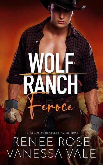 Feroce - Il Ranch dei Wolf - cover