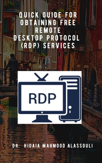Quick Guide for Obtaining Free Remote Desktop Protocol (RDP) Services - cover