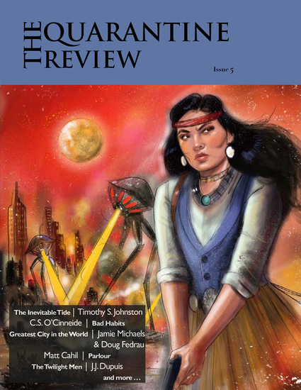 The Quarantine Review Issue 5 - cover