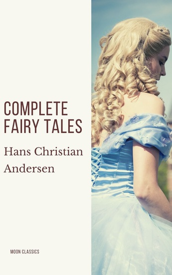 Complete Fairy Tales of Hans Christian Andersen - cover